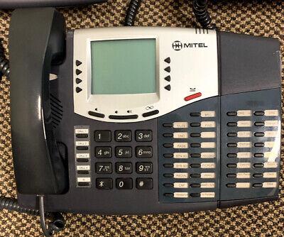 Mitel 8560 550.8560 Digital 6 Line Lcd Phone Mitel Refurb