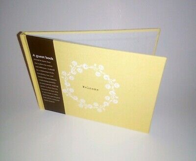WEDDING/GRADUATION/ANY OCCASION GUEST BOOK(470+)SIGN-IN/FAMOUS WELCOMING QUOTES! - Guest Sign In Book