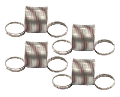 4Pcs W10400895 Washer Suspension Spring For Whirlpool Washing Machine PS3497596 ()
