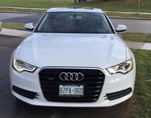 2013 Audi A6 No Accident ,with warranty