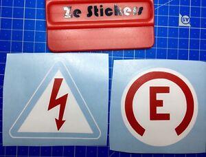 kit autocollants stickers coupe circuit extincteur rallye ffsa course. Black Bedroom Furniture Sets. Home Design Ideas