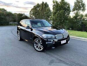 2014 BMW X5 F15 xDrive50i Black 8 Speed Sports Automatic Wagon Darra Brisbane South West Preview