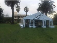 Marquee hire,party hire,picket fencing hire,chafing dish hire Pakenham Cardinia Area Preview
