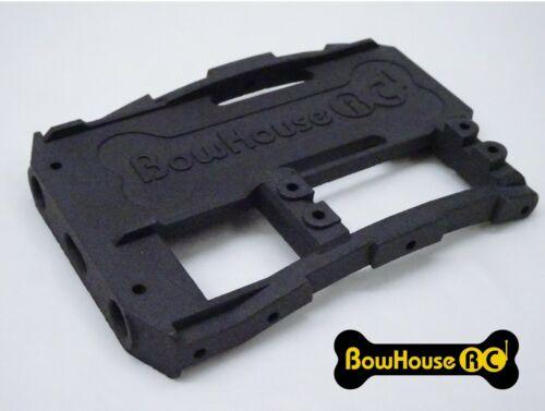 Bowhouse RC SCX10 2 HD Battery Tray + Servo & Bumper Mount v2 BSX-0060C-V2