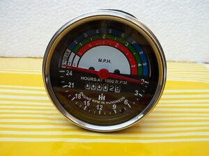 IH-Farmall-Cub-Cub-Loboy-Tachometer-Replacement-New