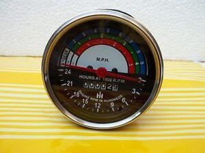 IH-Farmall-Cub-Cub-Loboy-Tachometer-Replacement-New