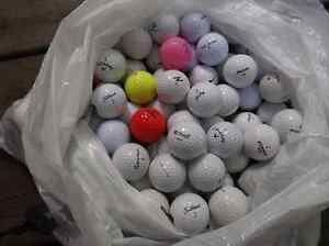 Over 2,000 good slightly used golf balls