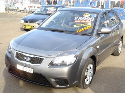 2010 Kia Rio Hatchback Armidale City Preview