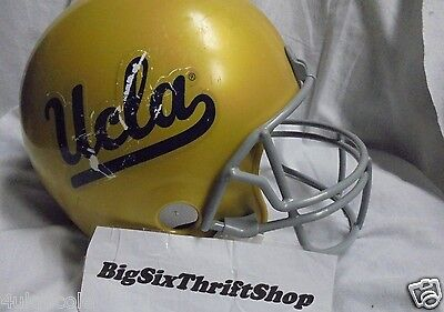 UCLA Bruins Football Helmet Halloween Costume Franklin Youth Size Replica - Halloween Costumes Football Helmet