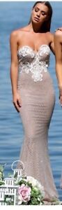 Portia and Scarlett evening gown
