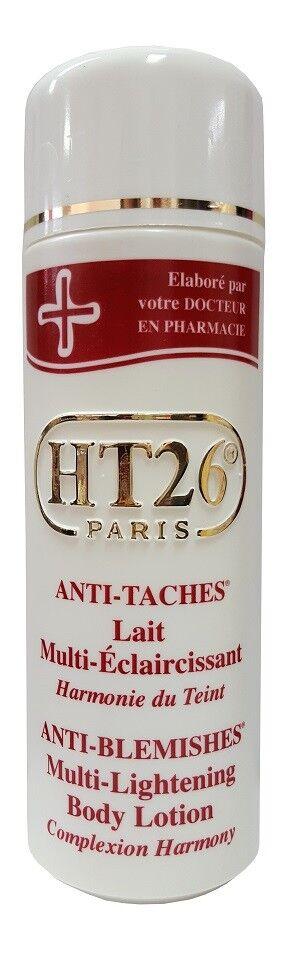 HT26 Paris ANTI TACHES Anti Blemishes Multi Lightening Body Lotion 500ml
