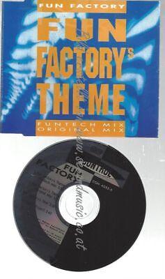 CD--Fun Factory's Theme  //  Fun Factory (Fun Themes)