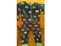 3 x onesies age from 5-8