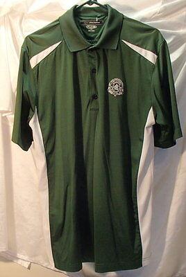 Atlanta Athletic Club - Atlanta Athletic Club 2011 PGA Championship Green Greg Norman Golf Shirt Mens M