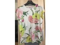 Ted baker women's top size 4 (14)