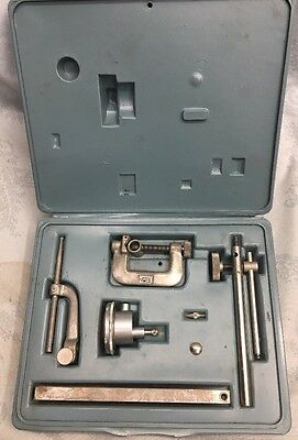 Ames 22a Universal Jeweled Dial Test Indicator Gage Set Complete Ships Free