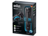 Braun Beard Trimmer BT5050 Model - Brand New
