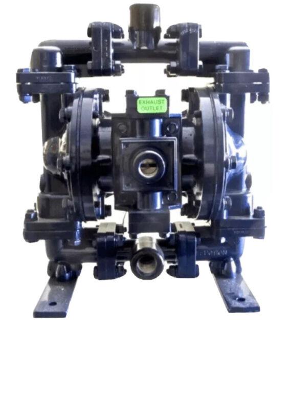 Lincoln 85631  Pneumatic Double Diaphragm Pump Waste Oil Bulk Oil  Shop Pump.
