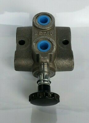 Hydraulic Selector Valve Metrodoering Ds06-20