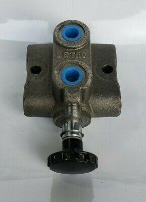 Hydraulic Selector Valve Metrodoering Ds06-20