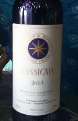 Sassicaia 2014