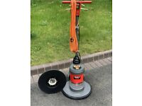 """Victor Wolf 400 LowSpeed 15"""" Buffer/floor Cleaning/ Carpet Machine/ Polisher 😊"""