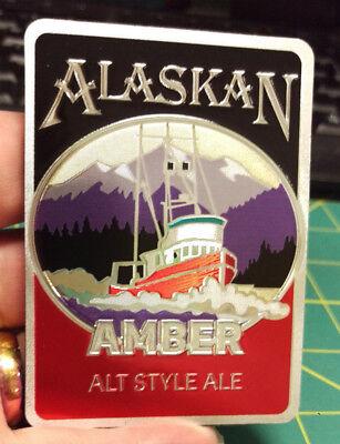 New Alaskan Amber Ale Bottle Opener Alaska Amber Alt Style Ale Keychain Opener