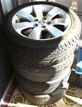 VE Holden Commodore wheels Nightcliff Darwin City Preview