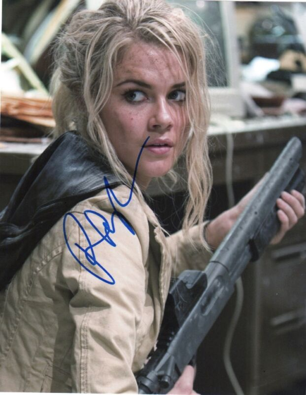 Transformers Rachael Taylor Autographed Signed 8x10 Photo COA