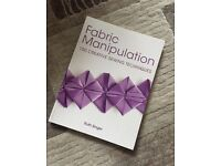 Fabric manipulation book