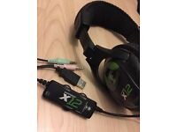 Turtle beach x12 headset