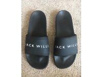 Jack Wills Sliders - Flip Flops - Size 9