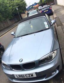 BMW 1 Series Convertable 118i SE