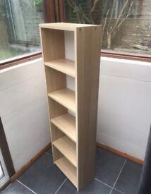 IKEA Slim shelf for books, DVDs etc