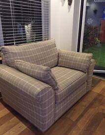Set of 2 Imaculate Next Snuggle Seats