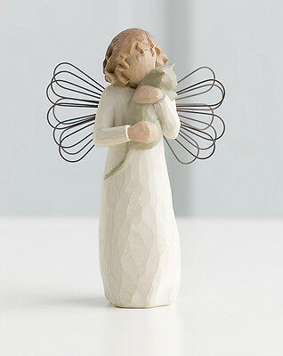 Willow Tree Figurine - With Affection, 26109, Free P&P