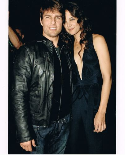 Tom Cruise Autogramm signed 20x25 cm Bild