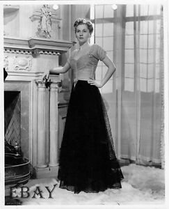 Joan Fontaine Rebecca VINTAGE Photo Keybook Photo