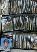 1971 Topps Star Lot