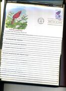50 State Bird and Flower Stamps