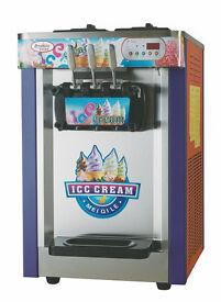ICE CREAM MACHINE, BRAND NEW, STUNNING MACHINE