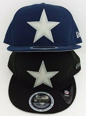 Dallas Cowboys New Era/NFL Glow in the Dark logo 9Fifty -