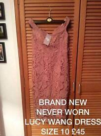 Brand Nee Lucy Wang Dress