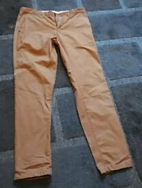 Mens Trousers 34R