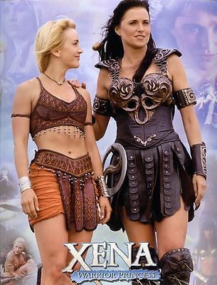 Xena The Warrior Princess Poster Style H 13x19 inches
