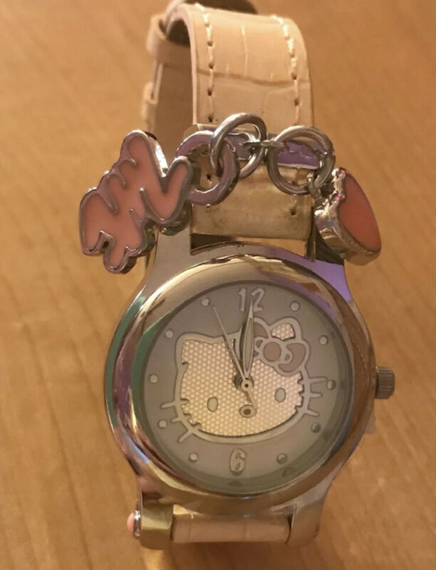 HELLO KITTY SANRIO WATCH