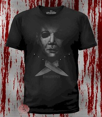 New Halloween Michael Myers Movie Mens Vintage Classic T-shirt - Vintage Classic Halloween