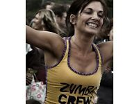 Zumba with Julie house Southbourne/Christchurch
