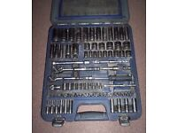 BLUE POINT (SNAP-ON) MECHANICS 100 pc FULL SERVICE TOOL SET