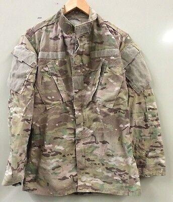 US Army Multicam OCP Combat Uniform ACU coat Jacke camouflage LL Large Long Multicam Combat Uniform